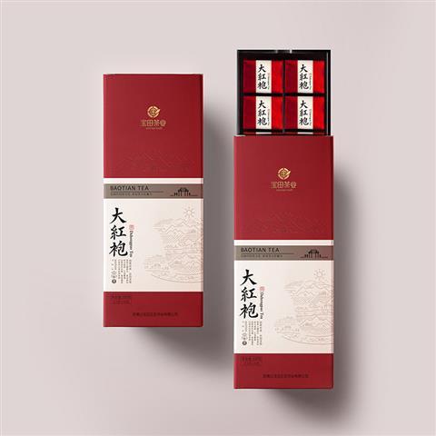 宝田茶叶包装